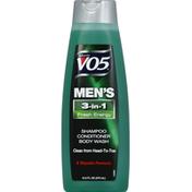 Alberto VO5 Men's 3 in 1 Fresh Energy