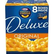 Kraft Original Cheddar Macaroni & Cheese Dinner