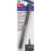 Maybelline Eyeliner, Smudge-Proof, Waterproof, Pewter 706