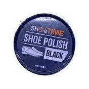 No Name Black Shoe Polish