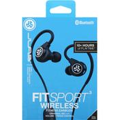 JLab Earbuds, Fitness, Fit Sport 3