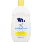Baby Magic Lotion, Moisturizing, Calendula Coconut, Sweet Buttercup Scent