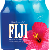 FIJI Water Natural Artesian Water