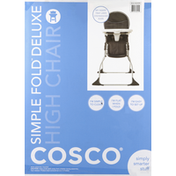 Cosco High Chair, Deluxe