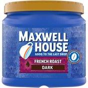 Maxwell House French Roast Dark Roast Ground Coffee