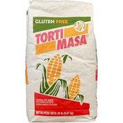 Torti Masa Flour, Corn Masa, Gluten Free