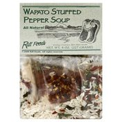 Rill Foods Soup, Wapato Stuffed Pepper, All Natural, Bag