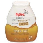 Hy-Vee Half & Half Iced Tea Lemonade Liquid Water Enhancer