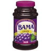 Bama Grape Jam