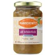 Manischewitz All Whitefish, in Liquid