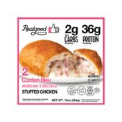 Real Good Foods Low-carb Cordon Bleu Stuffed Chicken