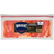 Wright Brand® Thick Sliced Pecan Wood Smoked Bacon, 4 lb.
