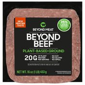 Beyond Meat Beyond Beef, Plant-Based Ground
