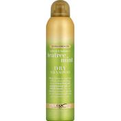 OGX Dry Shampoo, Extra Strength, Teatree Mint