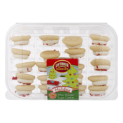 Lofthouse Mini Frosted Sugar Cookies Holiday