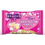 Brach's Banana, Orange, Grape Cherry and Lemon FLAVORED TINY CONVERSATION HEARTS CANDY