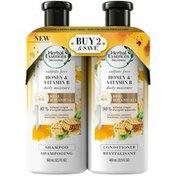 Herbal Essences Bio:Renew Sulfate-Free Moisturizing Shampoo and Conditioner
