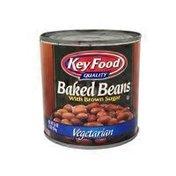 Key Food Vegetarian Baked Beans With Brown Sugar