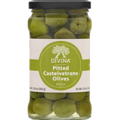 Divina Olives, Castelvetrano, Pitted