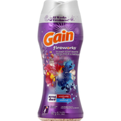 Gain Fireworks In Wash Scent Booster Beads, Wildflower & Waterfall