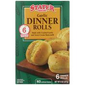 Stater Bros Garlic Dinner Rolls