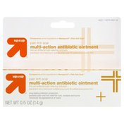 Up&Up Multi-Action Antibiotic Ointment