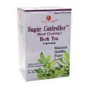 Health King Herb Tea, Sugar Controller