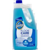 Pledge Floor Care Concentrate Multi Surfalce Cleaner Glade Rainshower