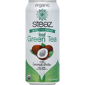 Steaz Iced Green Tea Coconut Water