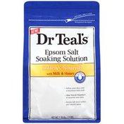 Dr. Teal's Soften & Nourish with Milk & Honey Epsom Salt