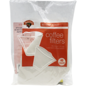 Hannaford #2 Cone Style Coffee Filters