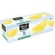 Minute Maid Light Lemonade, Fridge Pack