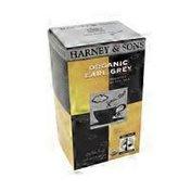 Harney & Sons Organic Earl Grey Scented Black Tea