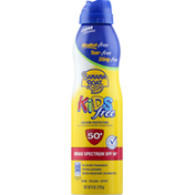 Banana Boat Sunscreen, Continuous Spray, Broad Spectrum SPF 50+