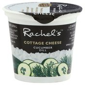 Rachels Cottage Cheese, Cucumber Dill
