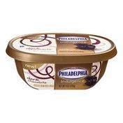Philadelphia Kraft Philadelphia Indulgence Dark Chocolate Cream Cheese Spread