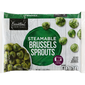 Essential Everyday Brussels Sprouts, Steamable
