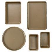 Wilton Ceramic-Coated Non-Stick Bakeware Set, Ceramic Bakeware