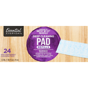 Essential Everyday Cleaning Pads, Thick Disposable, Refills, Deep Cleaning