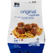 Food Lion Meatballs, Original, Bag