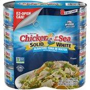 Chicken of the Sea Albacore Tuna in Water with Sea Salt