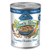 Blue Buffalo Blue's Stew Natural Adult Wet Dog Food, Chicken Stew