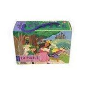 Eeboo Fairytale 20 Piece Jigsaw Puzzle