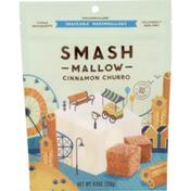 Smashmallow Snackable Marshmallows, Cinnamon Churro