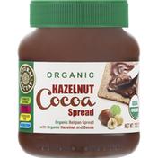 Natural Nectar Spread, Organic, Hazelnut Cocoa
