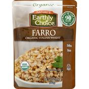 Nature's Earthly Choice Farro, Organic Italian Wheat