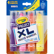 Crayola Poster Markers, Extra Large