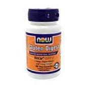 Now Gluten Digest Biocore Dpp Iv Gastrointestinal Support, Helps Digest Gluten & Cereal Grains Dietary Supplement Veg Capsules