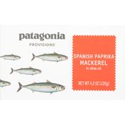 Patagonia Provisions Mackerel, Spanish Paprika