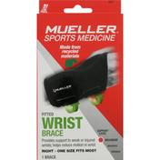 Mueller Wrist Brace, Fitted, Right, Maximum